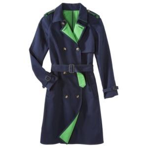 Navy French coat $79.99